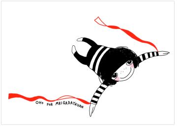 oh+ futon illustration