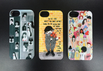 incase artist design special edition iPhone case